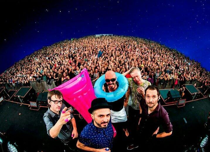 Subsonica, summer tour 2015
