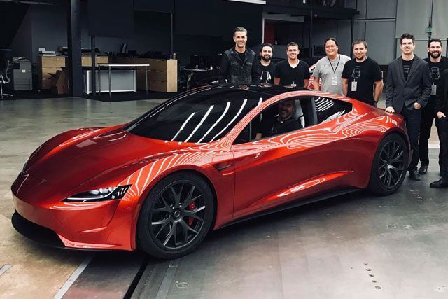 Top 10 Fastest Electric Cars in World 2018 Including New Tesla