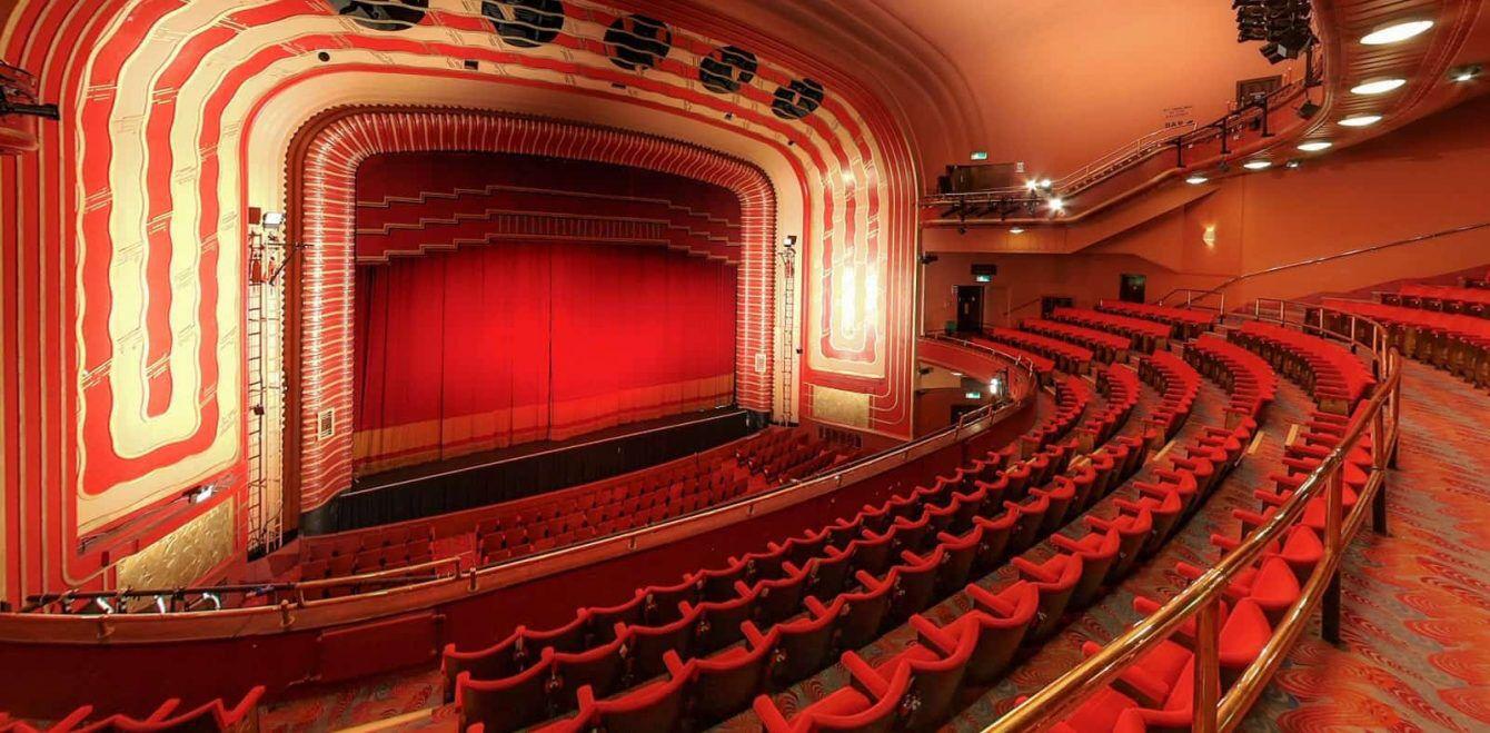 Theatre Seats A Guide Theatre Interior Seating Plan Auditorium Design