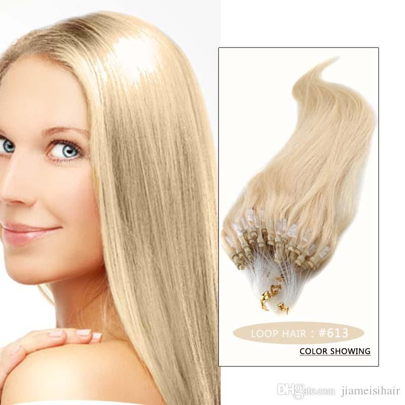 Cheap Top Rated Micro Loop Ring Hair Extensions 27 Clearance Price
