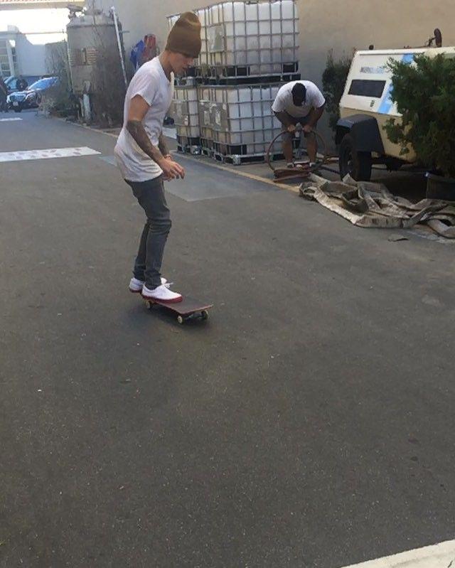 Backside flip
