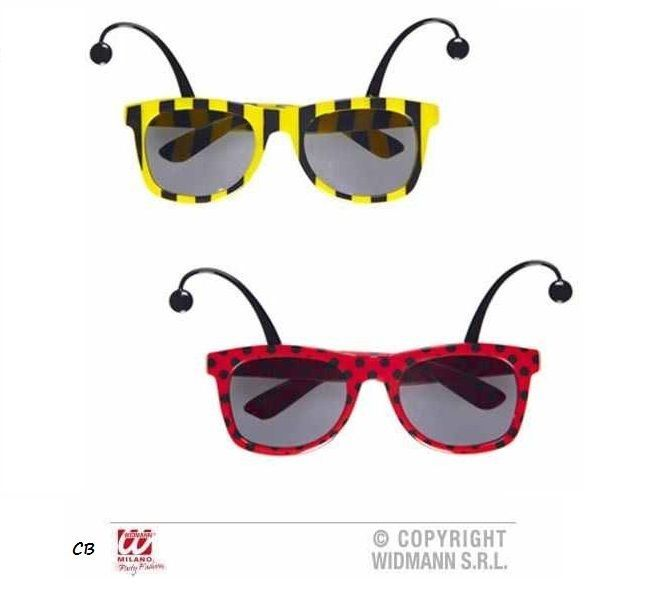 Costume Accessory Lady Bug Glasses