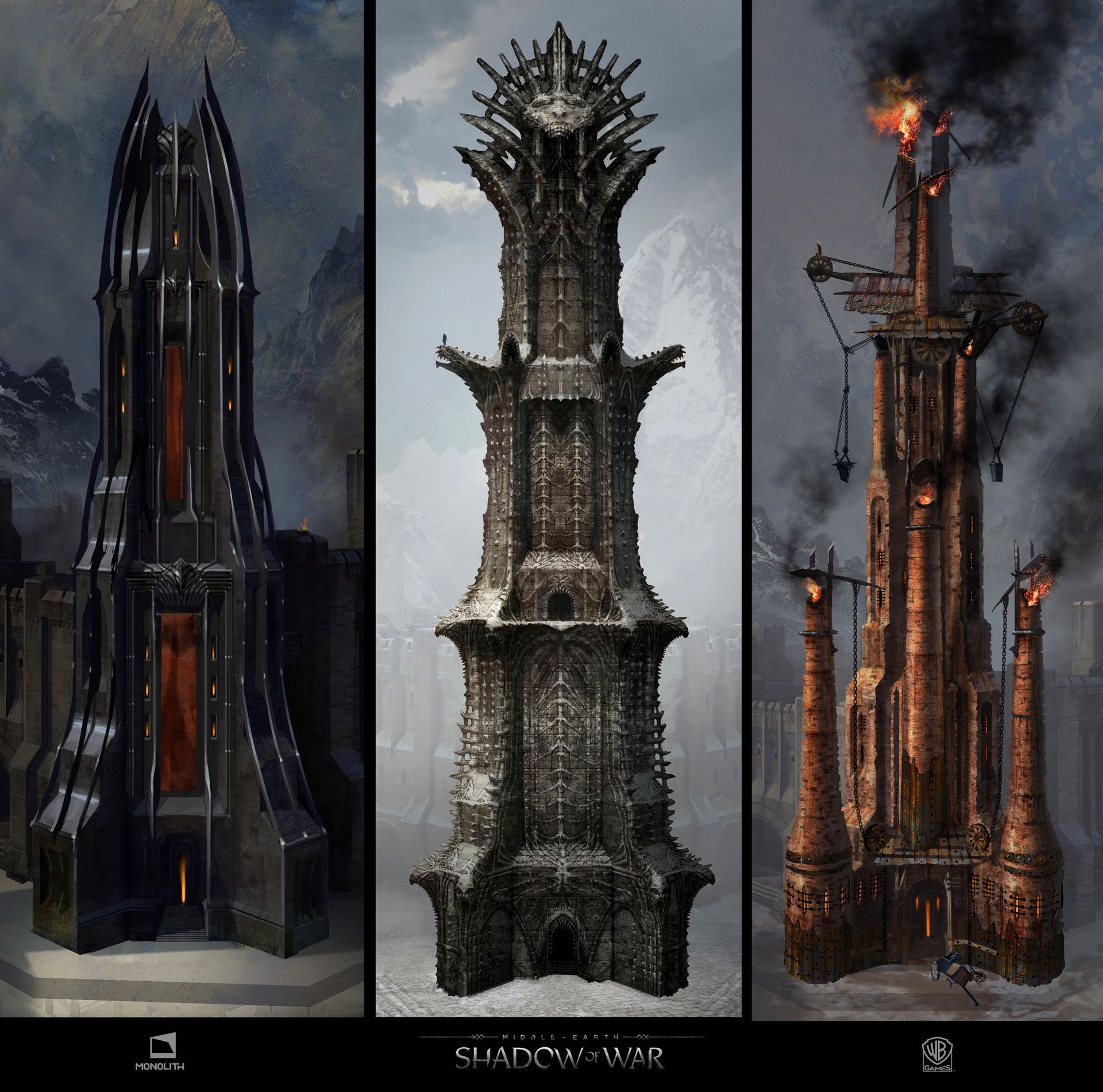 ArtStation - Miscellaneous stuff for Shadow of War, Steve ... on moria middle earth map, shadow of mordor middle earth wallpaper, shadow of mordor middle earth character skins, hobbit middle earth map, tolkien middle earth map, shadow of mordor middle earth xbox 360, shadow of mordor middle earth gollum, shadow of mordor middle earth review,
