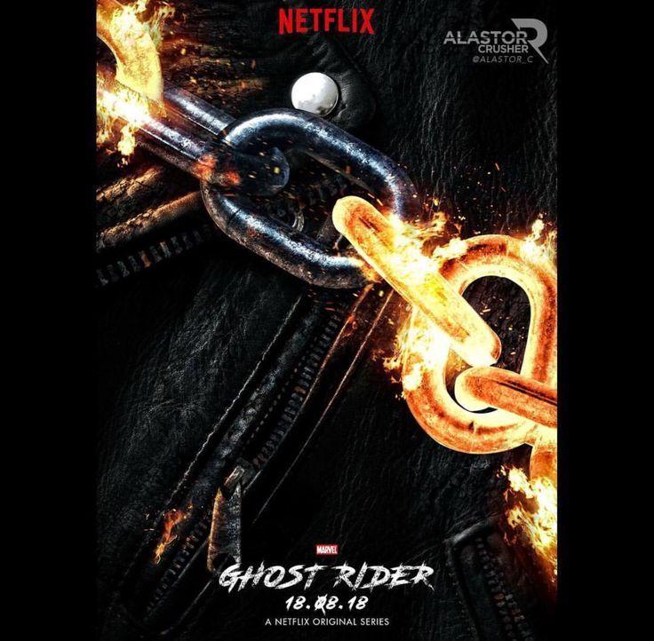 Ghost rider 2018 Netflix | Shows To Watch | Pinterest | Ghost ...