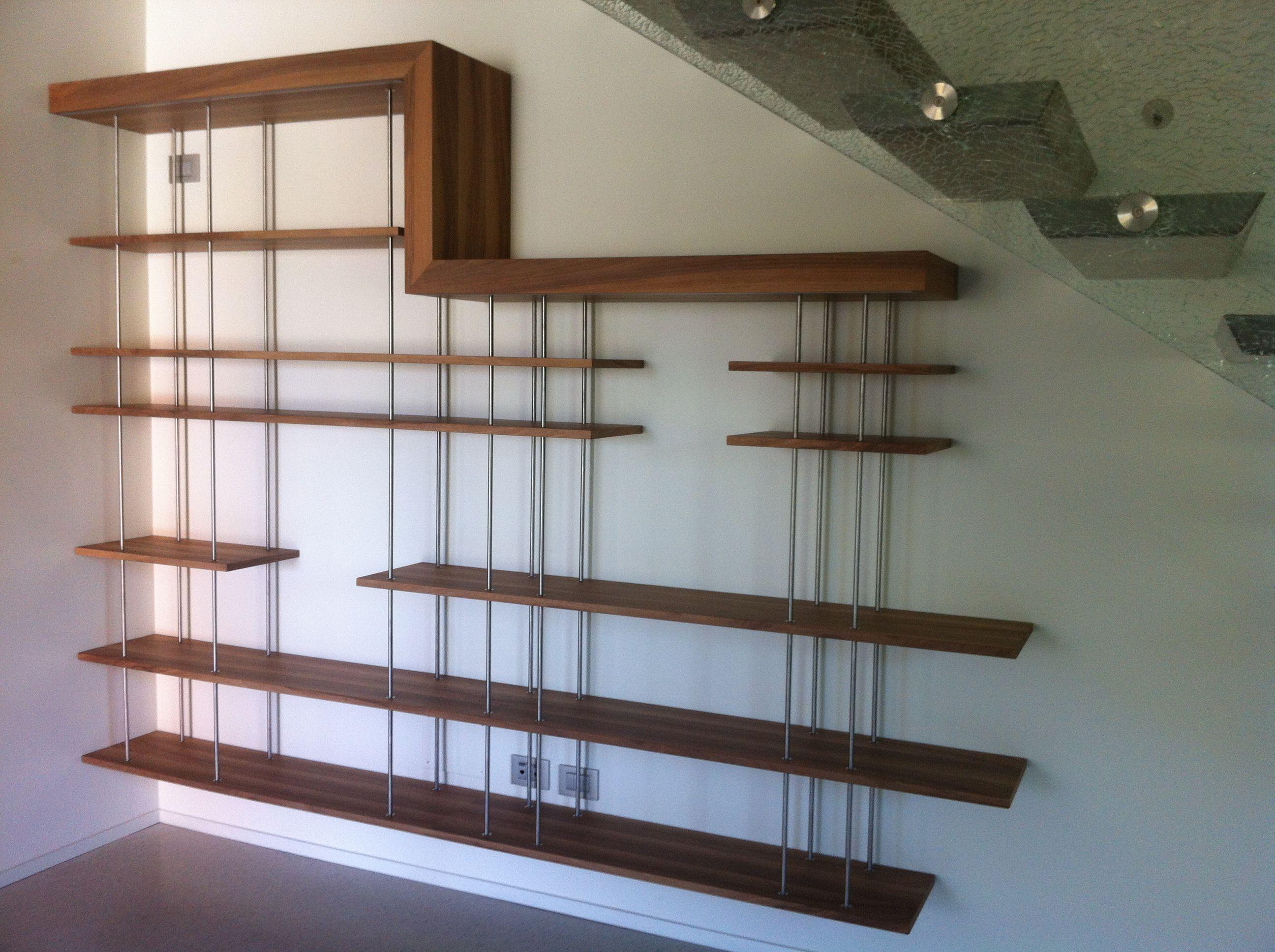 Comodini Con Tronchi : Libreria originale for the home pinterest
