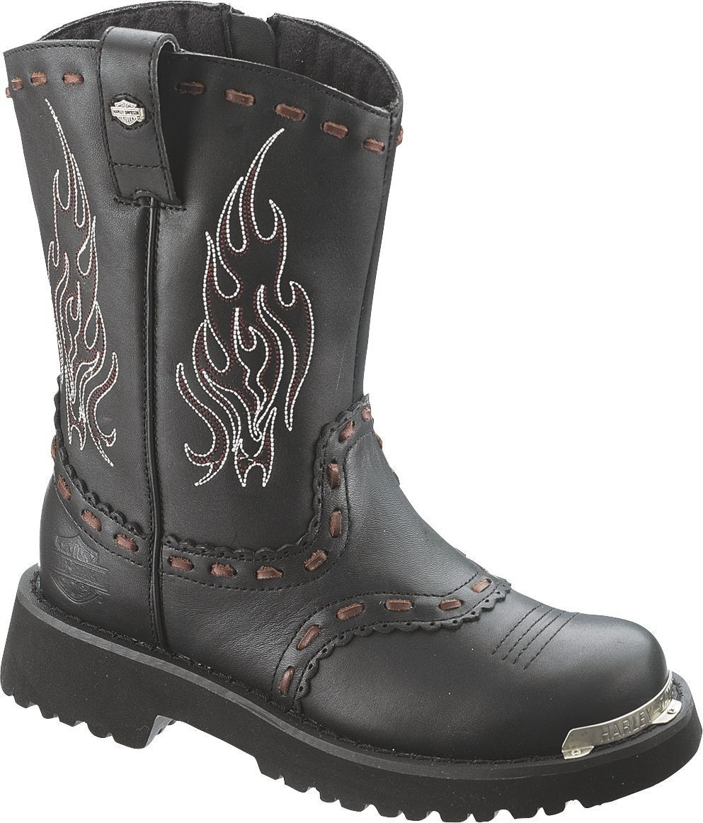 e64656a8b1f Women's Harley Davidson Boots: Step into a Legend! | For the Sole ...