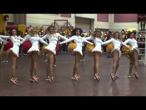 Usc song girls cheerleaders youtube usc pinterest songs usc song girls cheerleaders youtube sciox Image collections