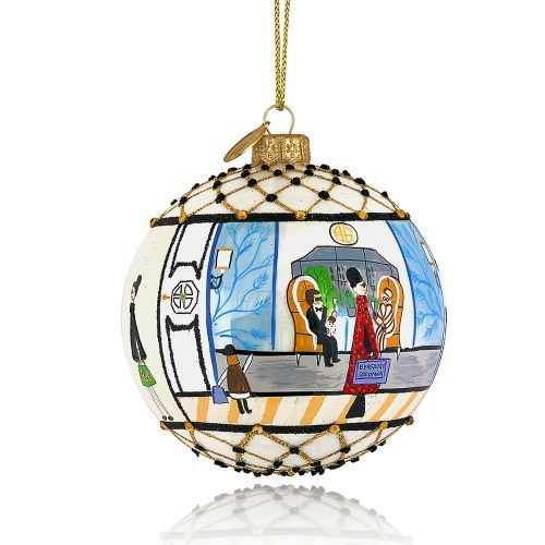 Christmas Ornaments By Michael Storrings: Bergdorf
