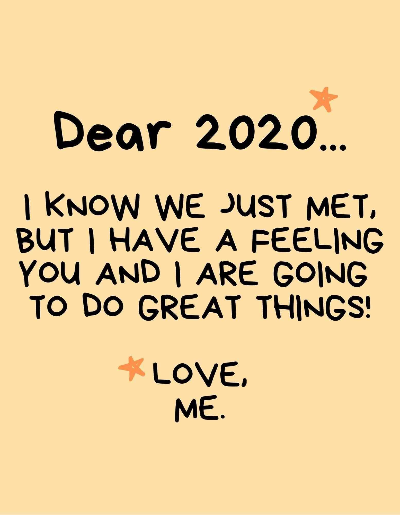 Start ins neue Jahr richtig zitiert 2020 #newyearwallpaper