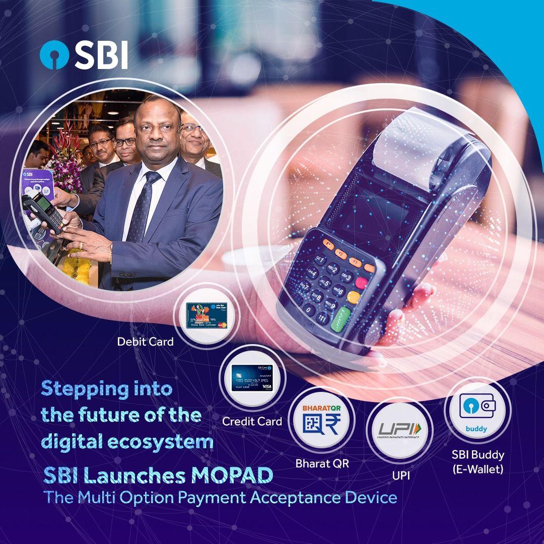 SBI Chairman, Shri Rajnish Kumar, today launched The Multi