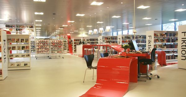 bibliotek danmark