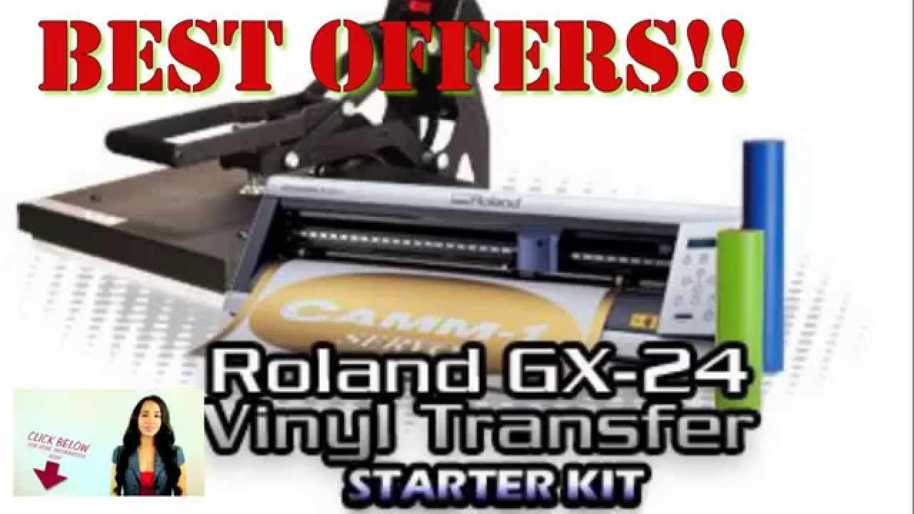 Best Vinyl Cutter Vinyl Cutter Best Offers Buy Roland Gx24 Vinyl Cutter Package