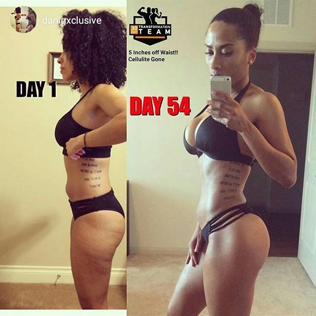 abe13299e3 (It s Our Science) We are insanely proud of 30 Day Transformation Team  family member  danigxclusive She s is on our FitCurvy Transformation Plan    said her ...