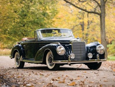 World Of Classic Cars: Mercedes-Benz 300 Sc Roadster 1956 – World Of Clas…