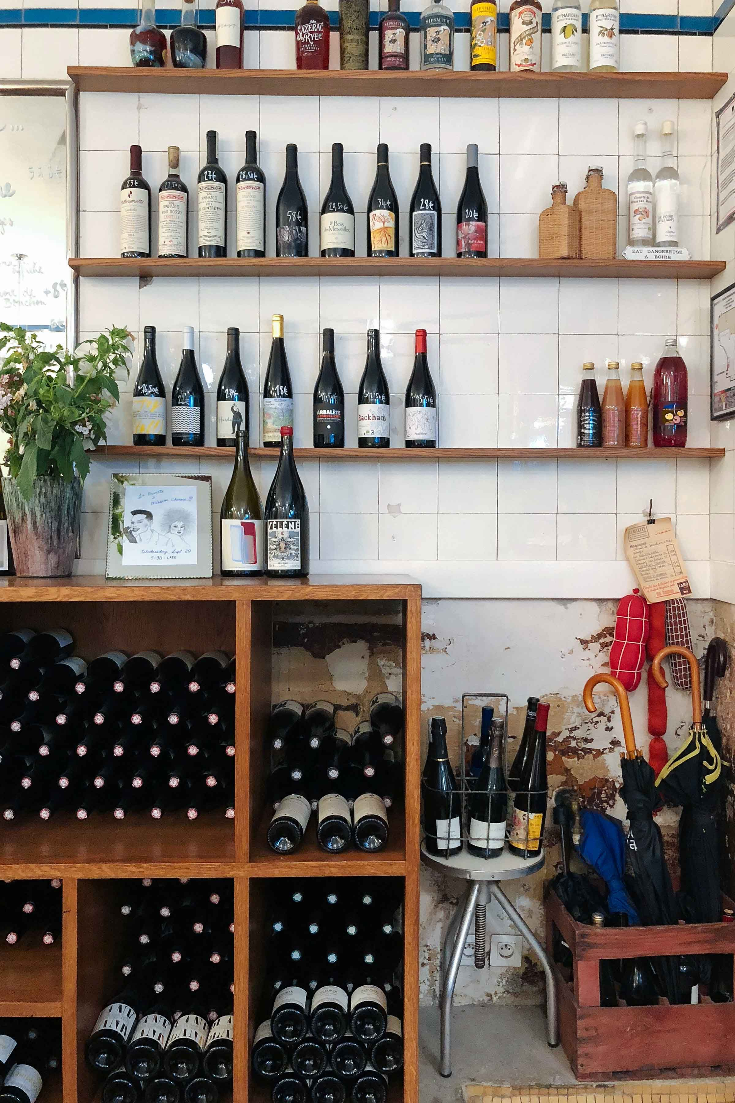 A New Way To Dine In Paris Wine Bar Restaurant Wine Bar