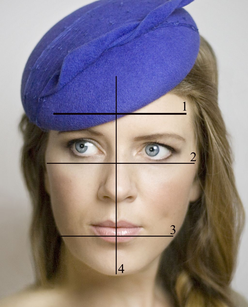 c812398e480bd Choosing the Right Hat For Your Face - Maggie Mowbray Millinery ...