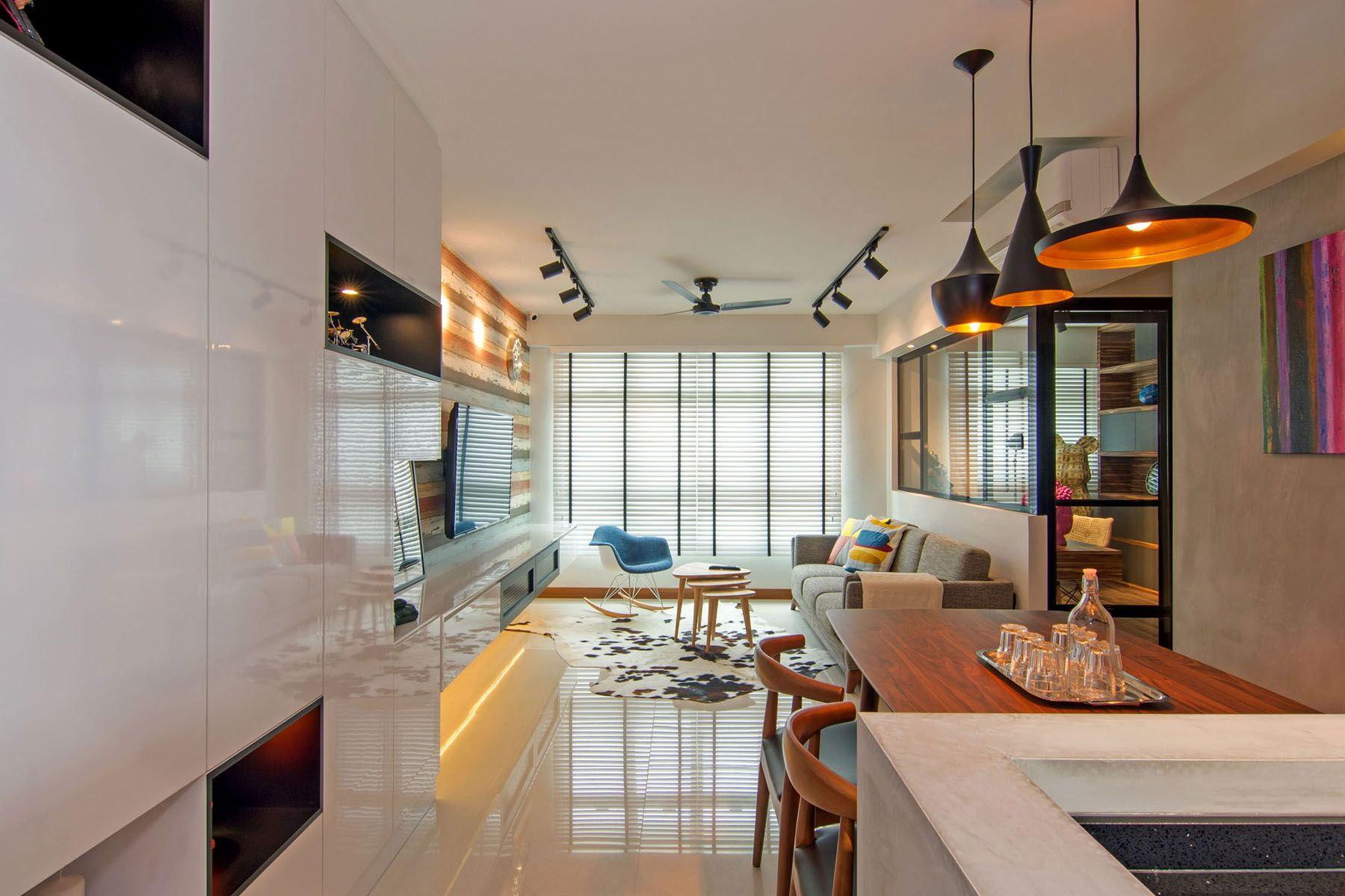 Image result for small balcony dining singapore | Home Ideas ...