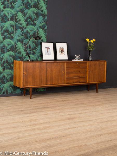 Vintage Kommoden   60er Sideboard, Kommode, Vintage, 50er   Ein  Designerstücku2026