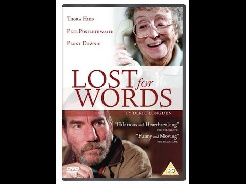 Lost For Words 1999 Full Movie Words Pete Postlethwaite British Period Drama