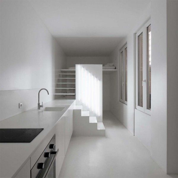 home lighting techniques. Tiny Parisian Studio Apartment Uses Innovative Lighting Techniques Home
