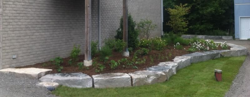 Armour Stone Landscaping Stone Landscaping Garden 400 x 300