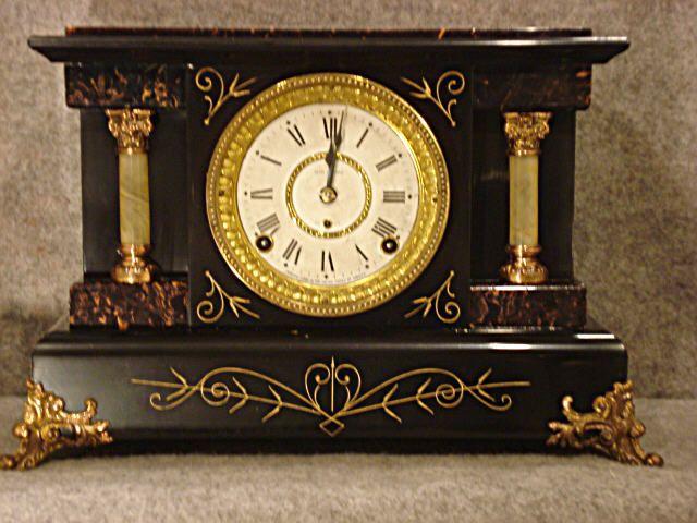 Sparta Circa 1900 Clock Wall Clock Vintage Style Antique Clocks