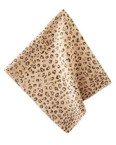 Animal Print Cloth Napkins