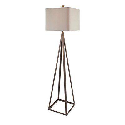 Woodland Imports Austin 72 5 Floor Lamp