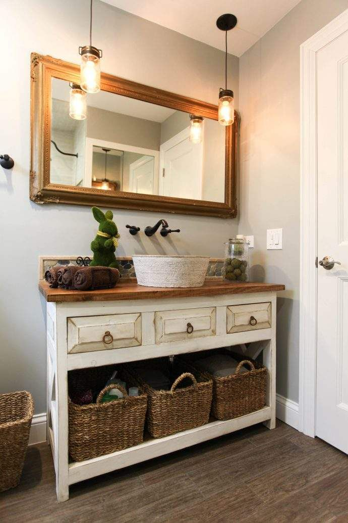Country Chic Bathroom Patrick A Finn Chic Bathrooms Country