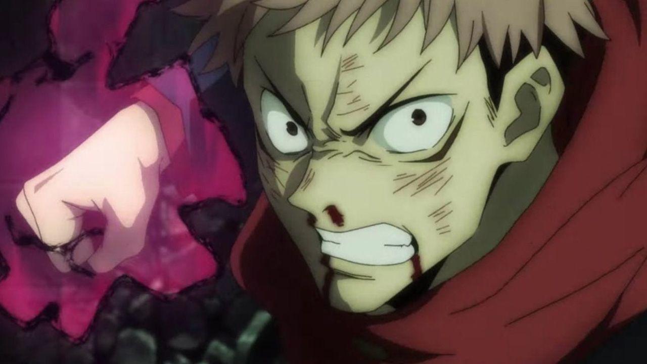 Adn Wakanim Crunchyroll Les Animes Du 26 Octobre Au 2 Novembre Jujutsu Kaisen Code Geass Jujutsu Code Geass Anime