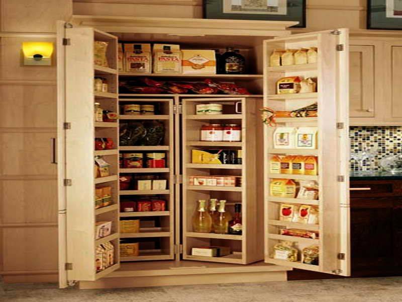 Pantry Cabinet Your Kitchen Design Inspirations And Appliances    Mobshield.com