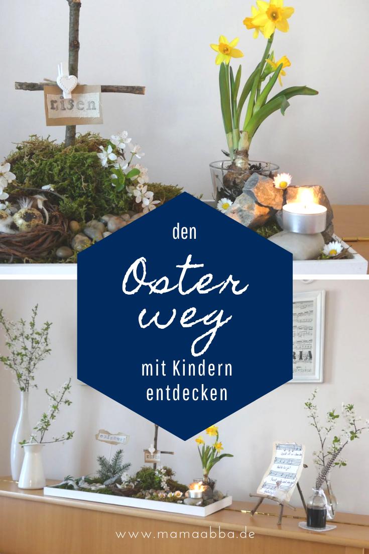 """Photo of Oster-Deko: """"Die Osterbotschaft entdecken"""", Teil 2"""
