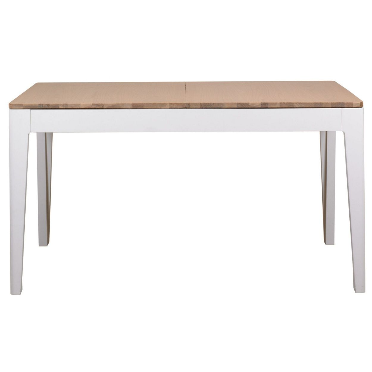 Debenhams white washed oak and painted nord extending table at debenhams white washed oak and painted nord extending table at debenhams geotapseo Images