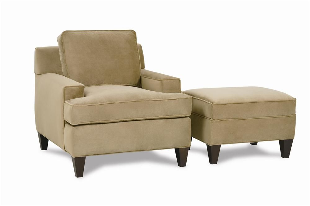 Remarkable Chelsey Chair And Ottoman By Rowe Wall Hangings Caraccident5 Cool Chair Designs And Ideas Caraccident5Info