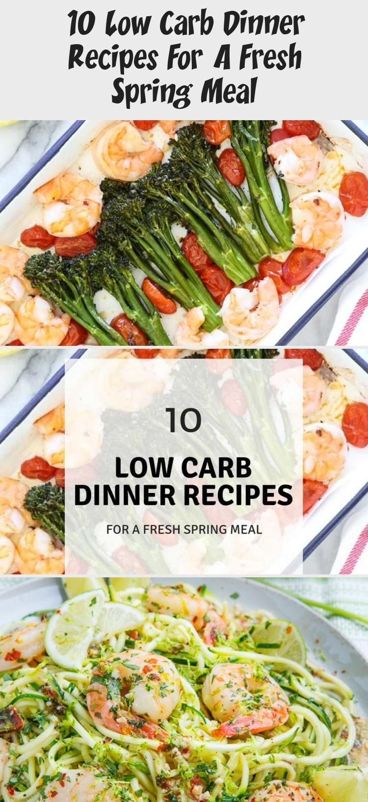 10 Low Carb Dinner Recipes For A Fresh Spring Meal 10 Low Carb Dinner Recipes For A Fresh Spring Meal