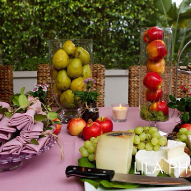My idea of a wine as cheese party!   Party Ideas   Showers ...
