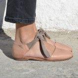 Nude PiedraZapatos Y Babucha Pepitas ZapatosCalzas Rosa 0vm8OwNn