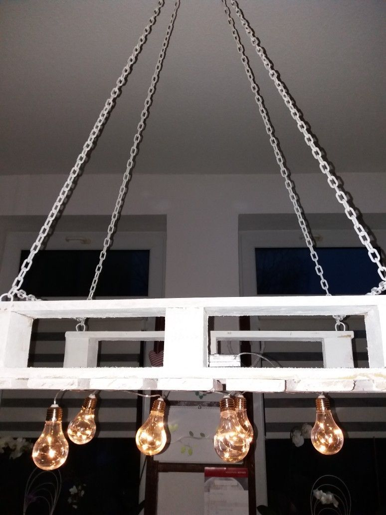 DIY Lampe Für Den Esstisch #LampEsstisch