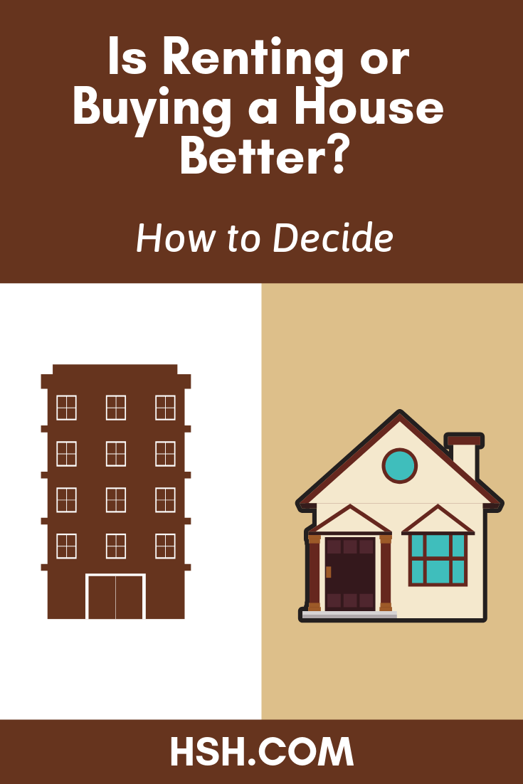 Is Renting Or Buying A House Better How To Decide Renting Vs Buying Home Home Buying Rent Vs Buy