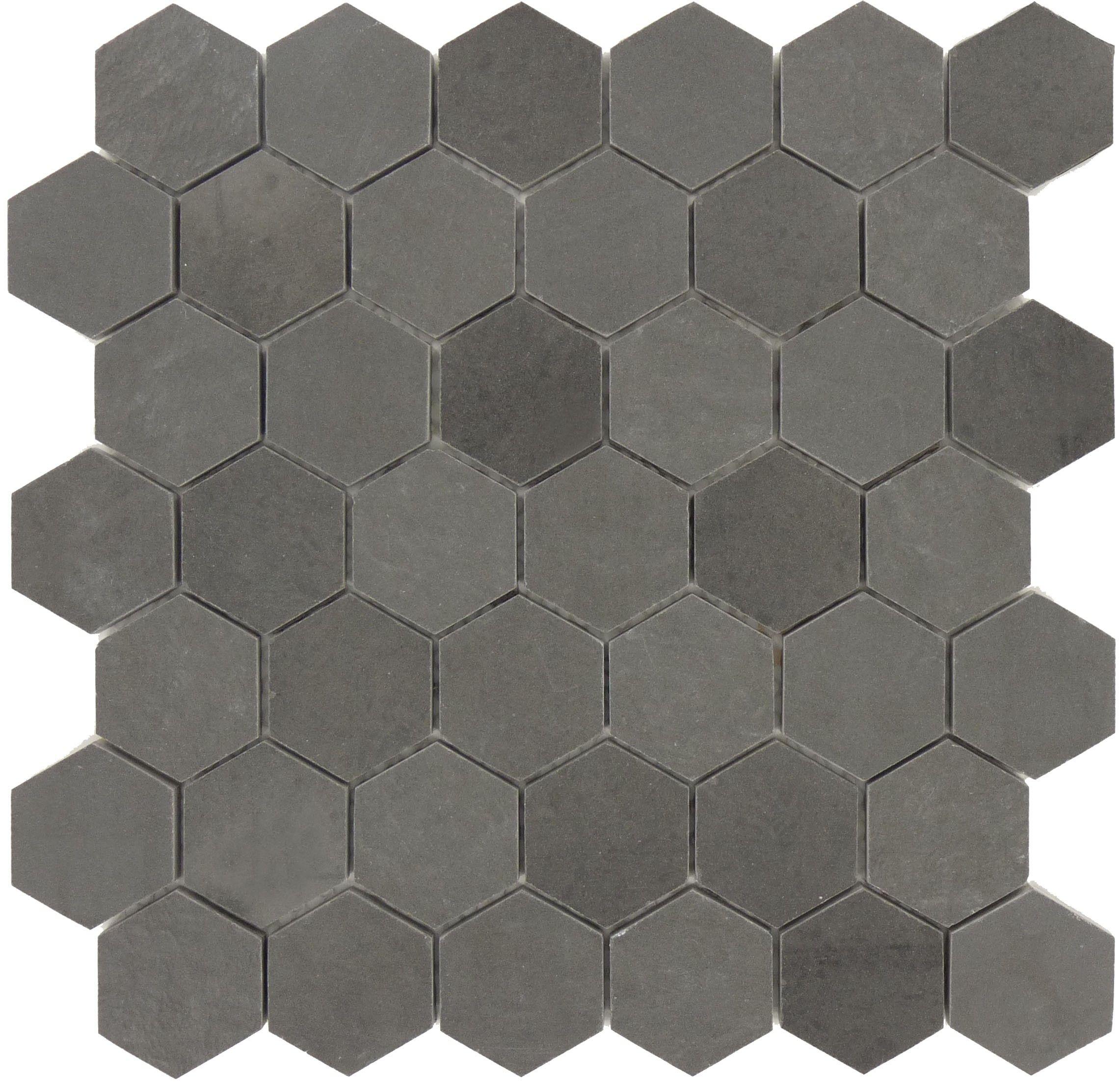 Sheet Size 11 3 X2f 4 Quot X 12 Quot Tile Size 1 7 X2f 8 Quot X 2 1 X2f 8 Quot Hexagon Tiles Mosaic Tile Backsplash Glass Mosaic Tile Backsplash