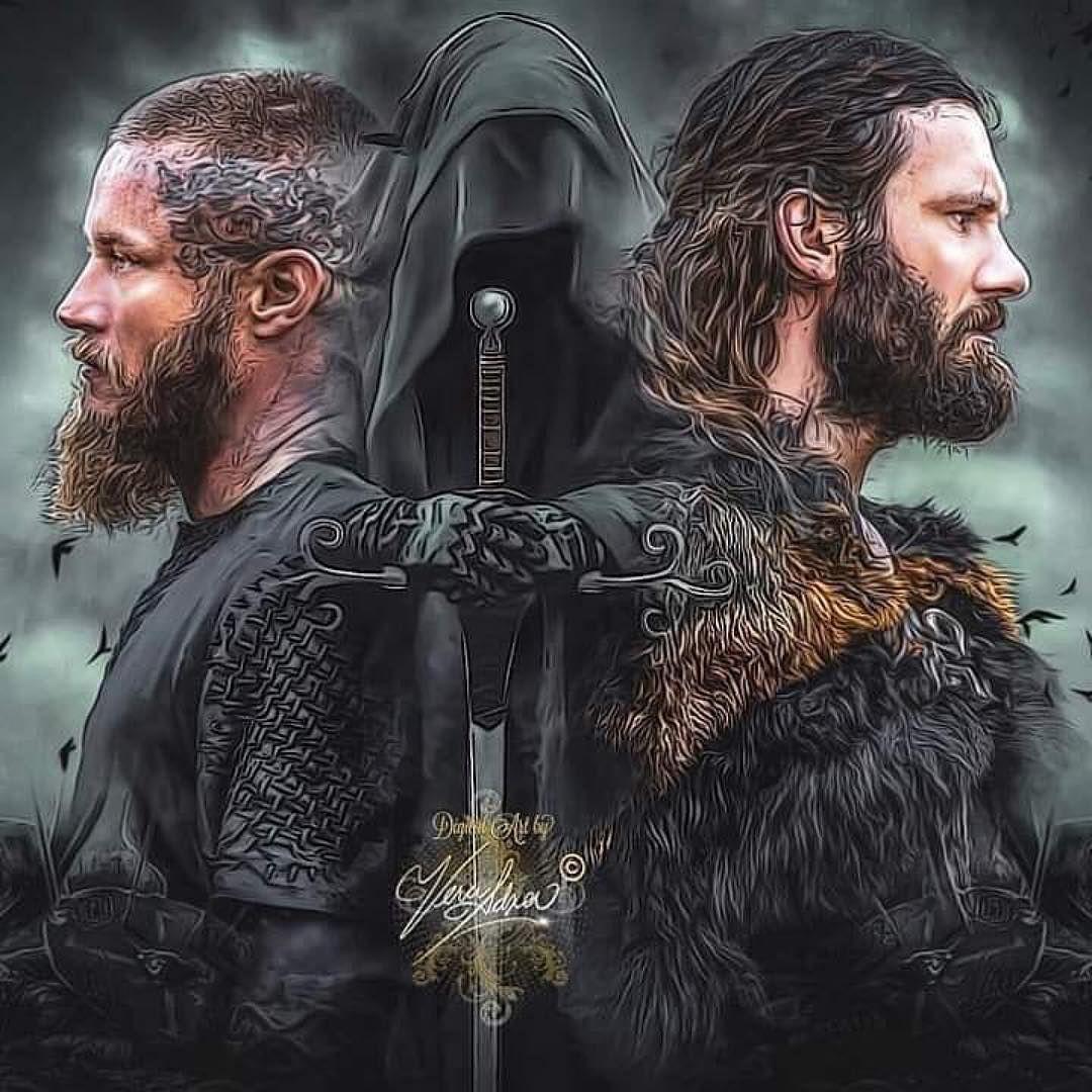 travisfimmel ~ @clivestanden     #ragnarlothbrok #vikingos #vikings