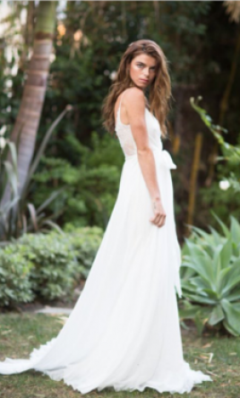 Christos TINSLEY: buy this dress for a fraction of the salon price on PreOwnedWeddingDresses.com