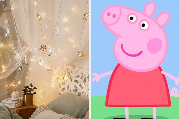 What Peppa Pig Are You Based On The Aesthetic Bedroom