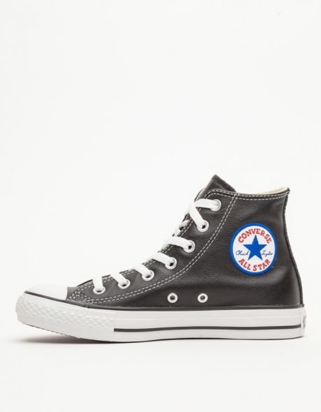 1fe82e5b630c Leather High Top All Star Converse Leather High Tops