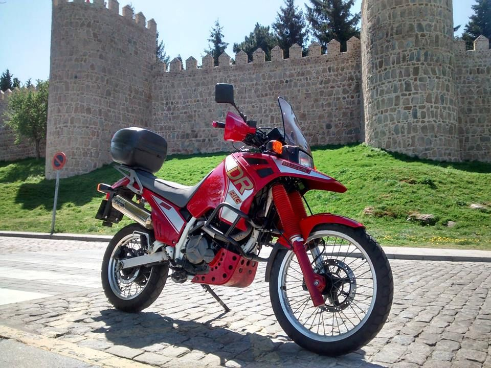 suzuki dr 800 big motocicletas trail motorcycle. Black Bedroom Furniture Sets. Home Design Ideas