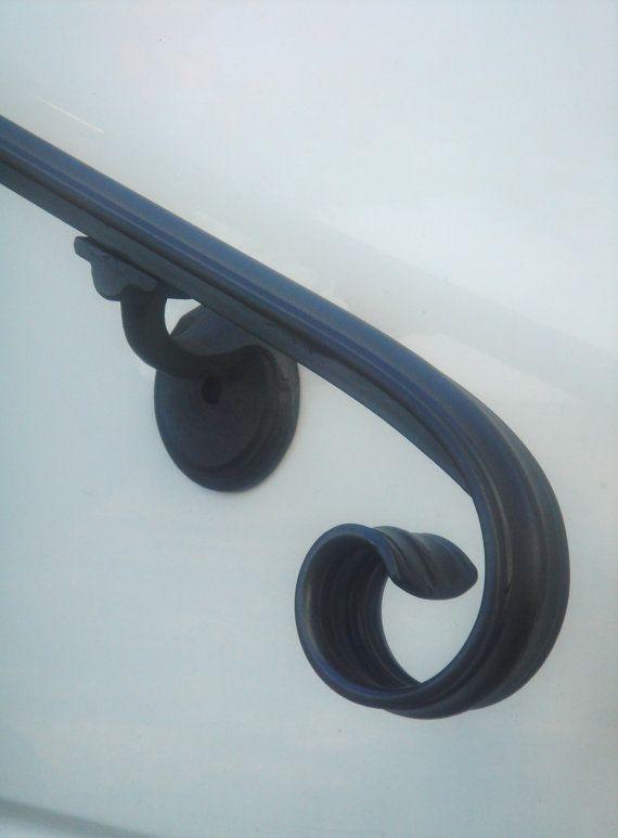 Best Wall Handrails For Stairs Iron Hand Rail Wall Rail 400 x 300