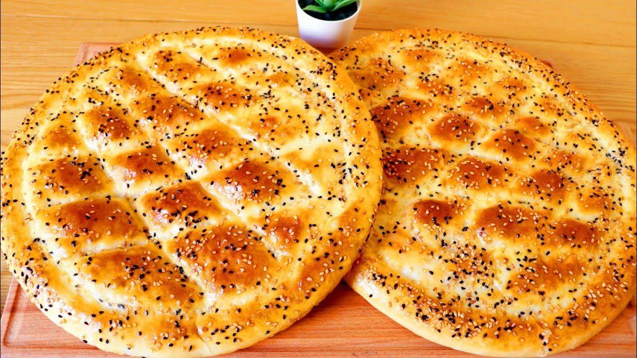 خبز البيدا التركى خفيف مثل الريشة بطعم وريحة تحفة Food Cheese Pizza Bakery