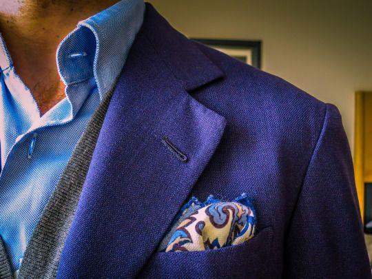 paul-lux: Liverano sport coat in Minnis Fresco Bespoke Courtot shirt Dior Homme cashmere cardigan Rota PS