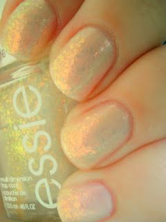 Essie's Shine of the Times.  Gorgeous <3
