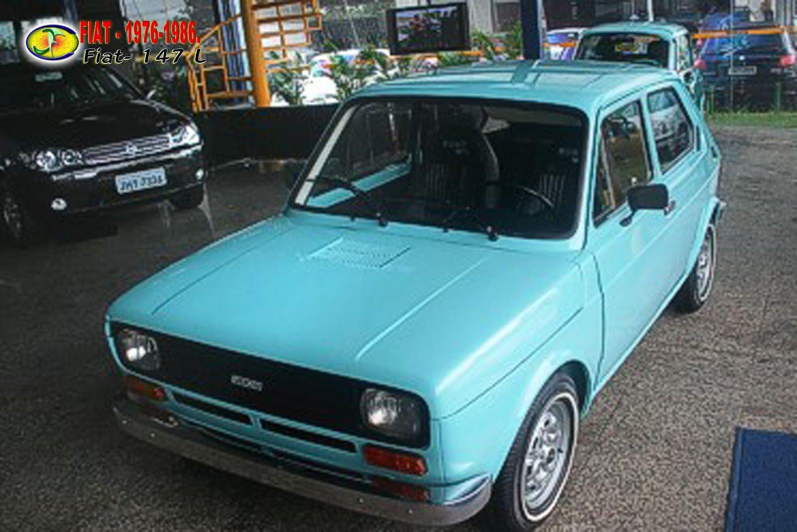 Fiat 147 16 Carros Carros Antigos